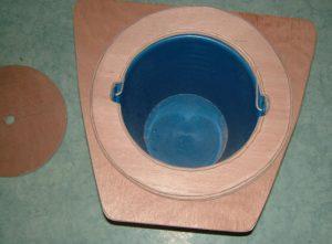 WC secs intégrés