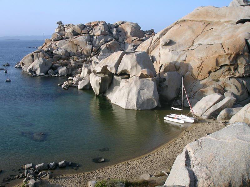 Corse du sud et Sardaigne en trimaran Astus 20.1