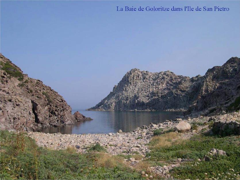 La Sardaigne en Ponant