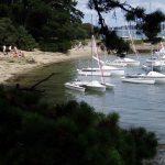 Golfe du Morbihan en trimaran Astus