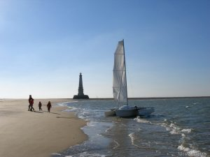 Le phare de Cordouan en Astus 16.1