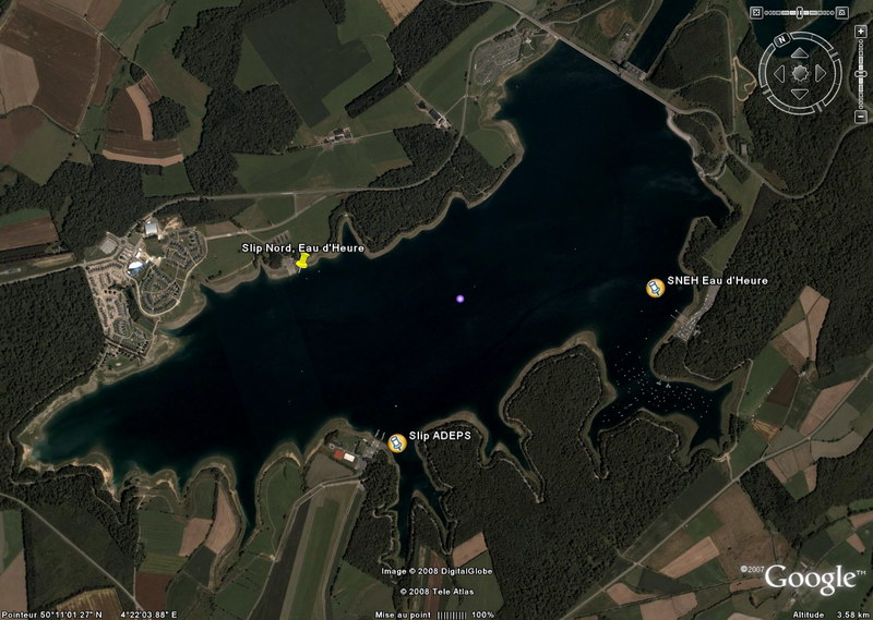 Lac de la Plate Taille