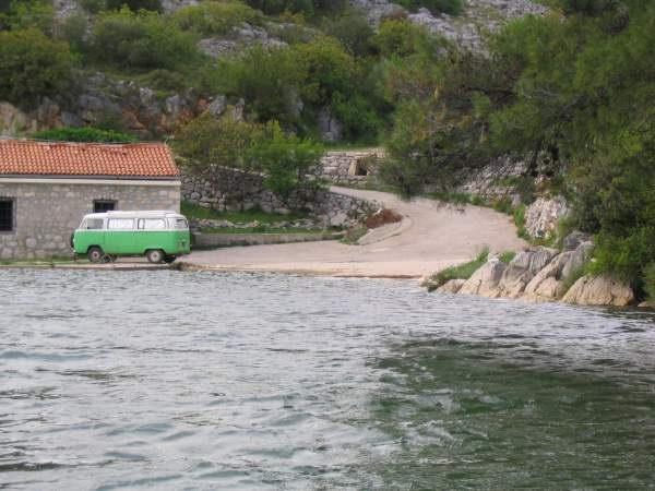 Zaton, Krka – Croatie
