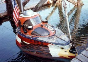 Histoire de micro-yachts