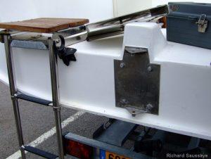 Hamac : Platine de safran