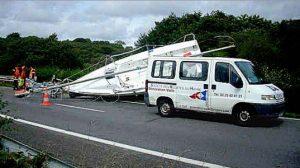 Limitations de vitesse en Europe avec une remorque