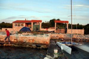 Raid Croate en cata et kayak – partie 1/4