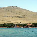 Raid Croate en cata et kayak-3-les îles Kornati