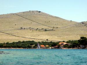 Raid Croate en cata et kayak – partie 3/4