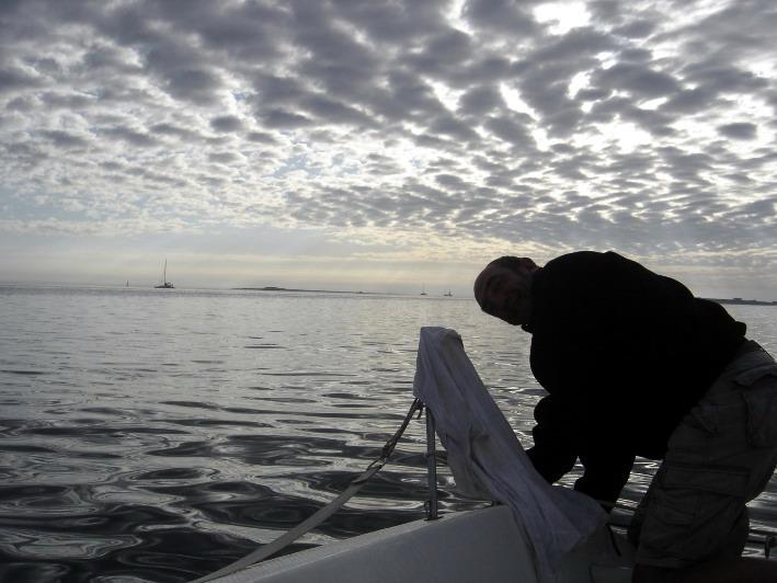 2010 : le JUBEN, son Horn, ses navigations de nuit.