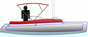 Trek+Ultra, trimaran version 7