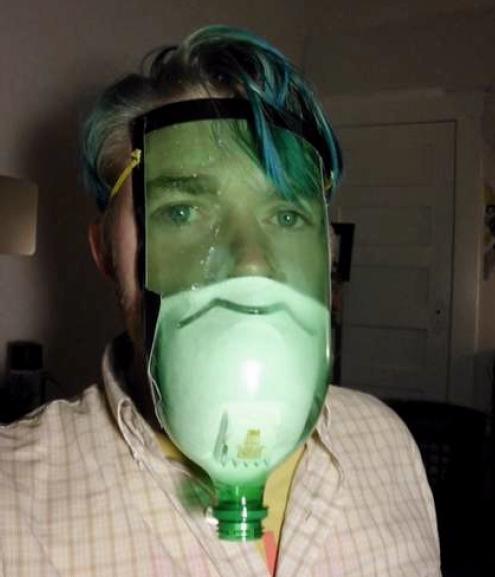Un masque intégral pas cher
